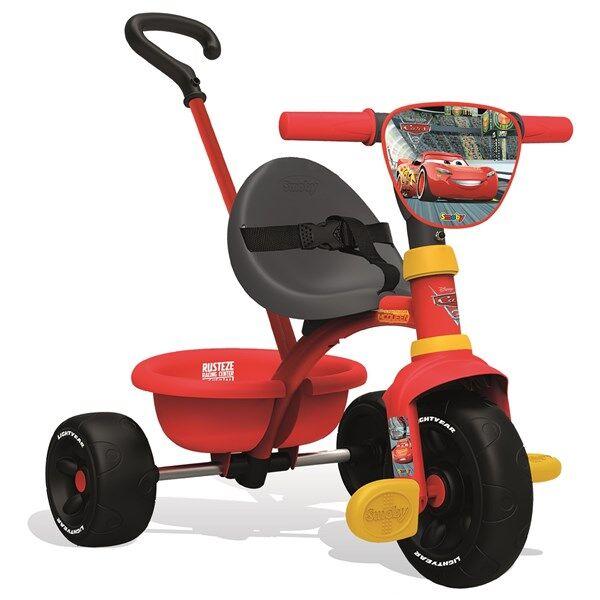 Disney Trehjuling Be Move, Disney Cars 3, Smoby (Z000045475)