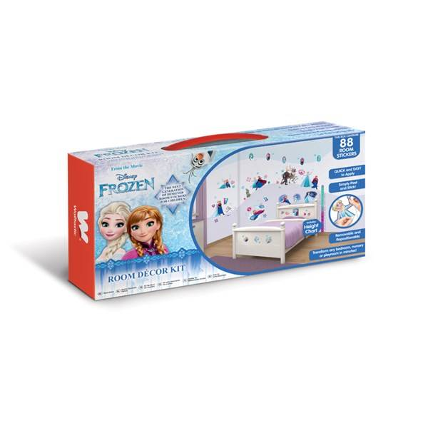 Disney Decor kit, Disney Frozen, Walltastic (Z000093926)