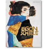 Natter Tobias G. Egon Schiele. The Complete Paintings 1909–1918 (3836546124)