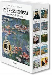 ART TASCHEN Basic Art Series: TEN in ONE. Impressionism (3836576236)