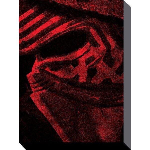 Star Wars Canvas Kylo Ren 60 X 80 Cm (Z000111811)