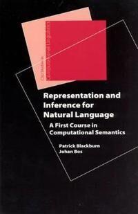 Blackburn Patrick Representation and Inference for Natural Language (1575864967)