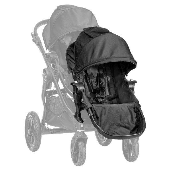 City Select extra säte, Svart, Baby Jogger (Z000083993)
