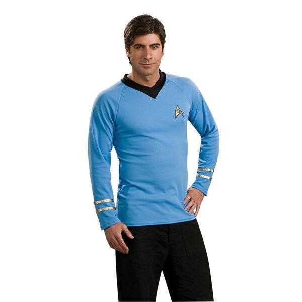 Star Trek Classic Deluxe, Blå genser (Z000106740)