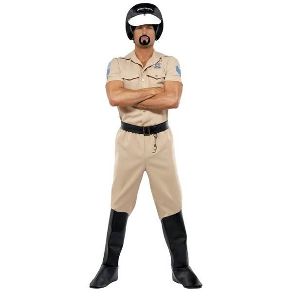 Village People Motorcycle Cop Kostyme (Z000104622)