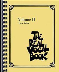 The Real Vocal Book - Volume II (1423451236)