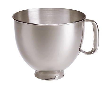 KitchenAid Artisan Skål Till Köksmaskin 4.8 Liter Stål (Z000141646)