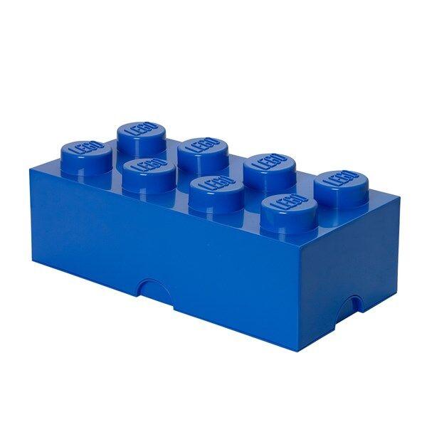 Lego Oppbevaringsboks 8, Blå (Z000060807)