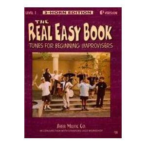 Real Easy Book Vol.1 (Eb Version) (1883217199)