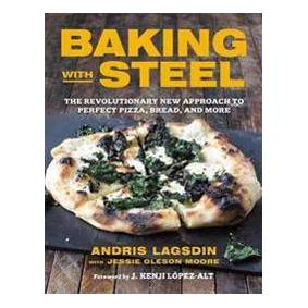 Lagsdin, Andris Baking with Steel (031646578X)