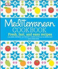 Moine Marie-Pierre Mediterranean Cookbook (1465417613)