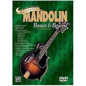 Caplinger, Dennis Bluegrass Mandolin Basics & Beyond (075792347X)