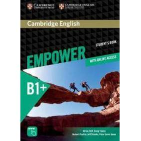 Doff, Adrian Cambridge English Empower Intermediate Student's Book with Online Assessment and Practice and Online Workbook (1107466881)