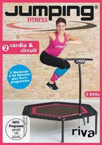 Westphal, Antonia Jumping Fitness 2: cardio & circuit (3742304232)