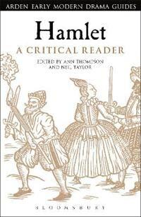 Thompson Ann Hamlet: A Critical Reader (1472571371)