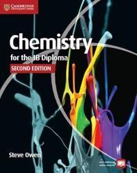 Owen Steve Chemistry for the IB Diploma Coursebook (1107622700)