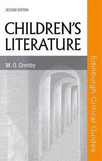 Grenby, M.O. Children's Literature (0748649026)