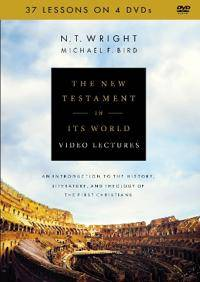 Wright, N. T. The New Testament in Its World Video Lectures (0310528755)
