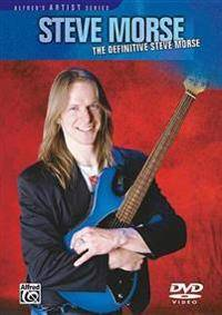 Morse, Steve (COP) The Definitive Steve Morse (0757931847)