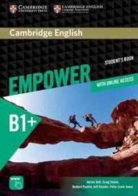 Doff Adrian Cambridge English Empower Intermediate Student's Book with Online Assessment and Practice and Online Workbook (1107466881)