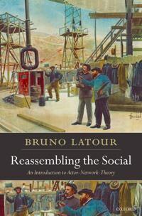 Latour, Bruno Reassembling the Social (0199256055)