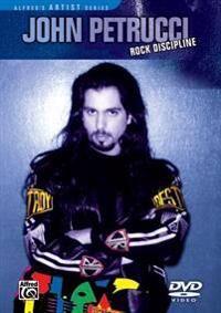 Petrucci, John (COP) John Petrucci Rock Discipline (0757995500)