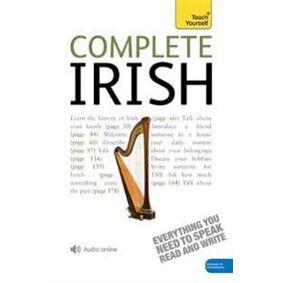 Sony Ericsson Diarmuid O Complete Irish Beginner to Intermediate Book and Audio Course (1444102354)