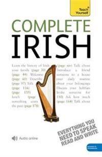 Complete Irish Beginner to Intermediate Book and Audio Course (1444102354)