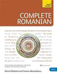 Deletant, Dennis Complete Romanian Beginner to Intermediate Course (1444105590)