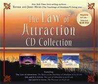 Hicks, Esther The Law of Attraction CD Collection (1401919723)