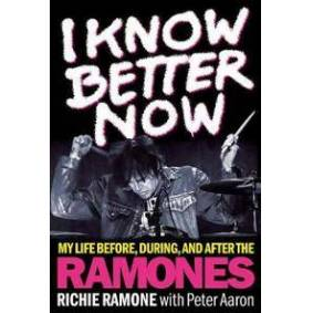 Ramone, Richie I Know Better Now (1617137103)