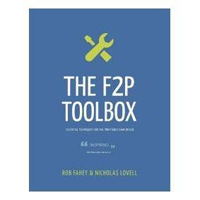 Fahey, Rob The F2P Toolbox (0992982901)
