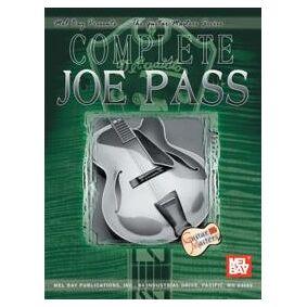 Pass, Joe Complete Joe Pass (1609744713)