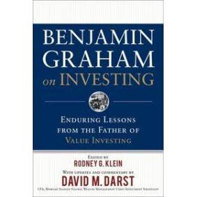 Graham, Benjamin Benjamin Graham on Investing: Enduring Lessons from the Father of Value Investing (0071621423)