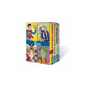 Various DC Graphic Novels for Kids Box Set 4 (1779507046)