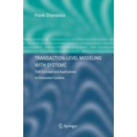 9780387262338, Transaction Level Modeling with SystemC (0387262334)