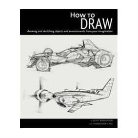 Scott Robertson, Scott How to Draw (1933492732)