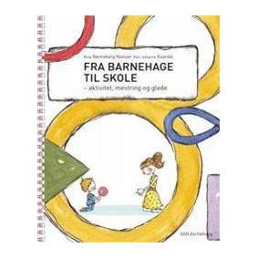 Nielsen, Nina Rønneberg Fra barnehage til skole (8249215176)
