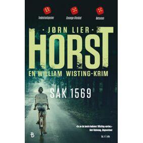 Horst, Jørn Lier Sak 1569 (E-bok) (8284150522)