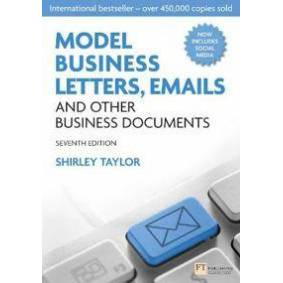 Taylor Shirley Model Business Letters, Emails and Other Business Documents (027375193X)