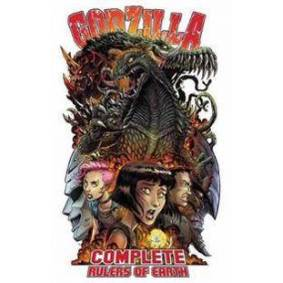 Mowry, Chris Godzilla: Complete Rulers of Earth Volume 1 (1684057094)