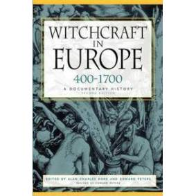 Kors, Alan Charles Witchcraft in Europe, 400-1700 (0812217519)