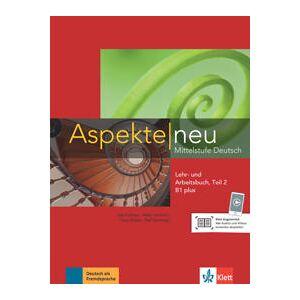 Koithan, Ute Aspekte neu B1 plus. Mittelstufe Deutsch. Lehr- und Arbeitsbuch mit Audio-CD, Teil 2 (3126050190)