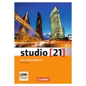 Funk, Hermann studio 21 Grundstufe Gesamtband. Das Deutschbuch mit DVD-ROM (3065205262)