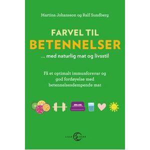 Johansson, Martina Farvel til betennelser; med naturlig mat og livsstil (828311025X)