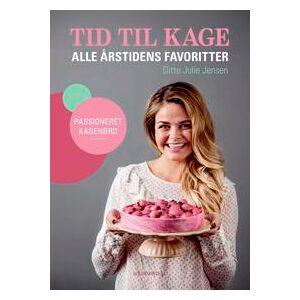 Jensen Ditte Julie Tid til kage (8717046238)