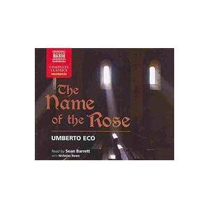 Eco, Umberto Name of the Rose (1843797623)