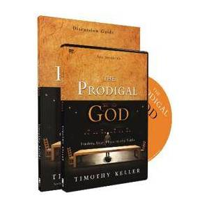 Keller, Timothy The Prodigal God Discussion Guide with DVD (0310691206)