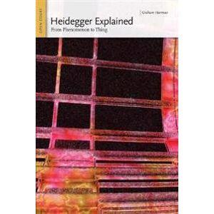 Harman Graham Heidegger Explained (0812696174)