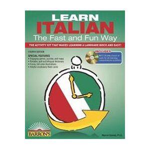 Danesi, Marcel Learn Italian the Fast and Fun Way with MP3 CD (1438074964)
